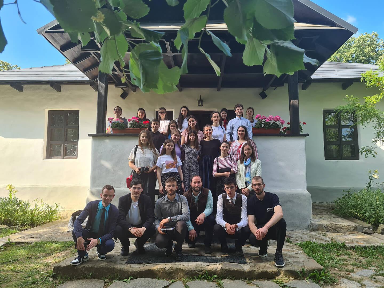 Pelerinaj la casa memorială a lui Mihai Eminescu