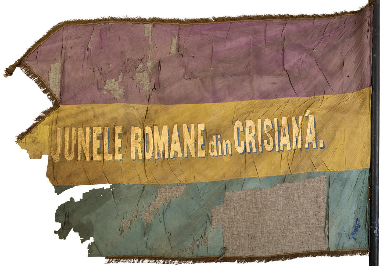 Flamura tinerelor din Crișana