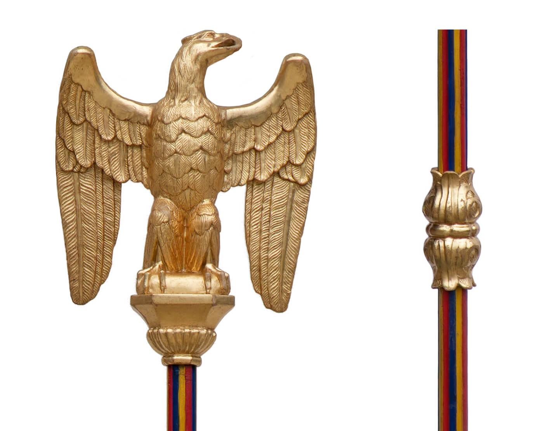 Hampa flamurei Alexandrinei Haralamb
