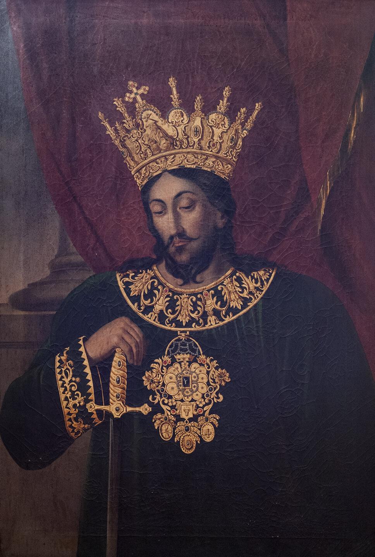 Portretul lui Ștefan cel Mare, sec. XIX